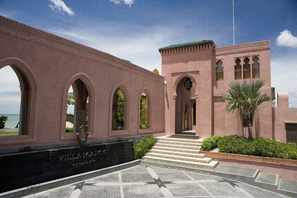 วิลล่า มาร็อก รีสอร์ท, ประจวบคีรีขันธ์ (Villa Maroc Resort)