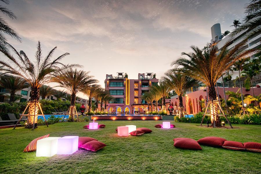 มาราเกช หัวหิน รีสอร์ท แอนด์ สปา (Marrakesh Hua Hin Resort & Spa Hotel)