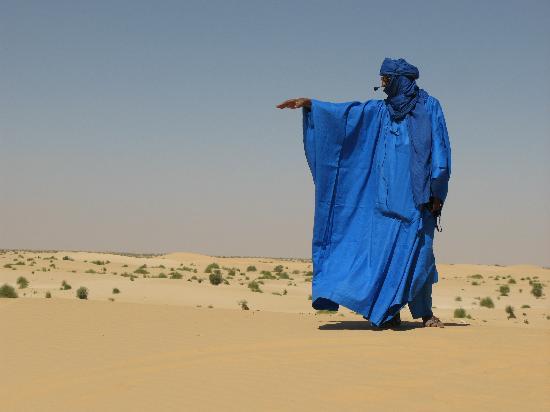 ชนเผ่าทัวเร็กแห่งทะเลทรายซาฮาร่า