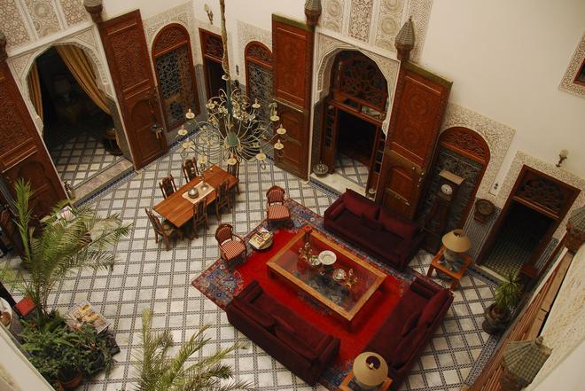 แนะนำโรงแรม Riad damia โรงแรมคุณภาพดีที่ต้องเข้าพัก