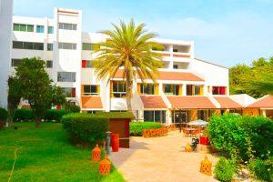 รีวิวโรงแรม Hotel Adrar Agadir