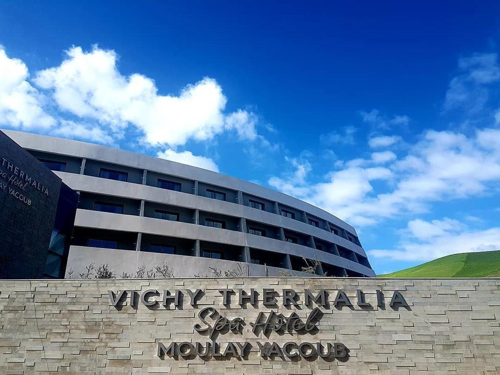 โรงแรม Vichy Thermalia Spa Hôtel