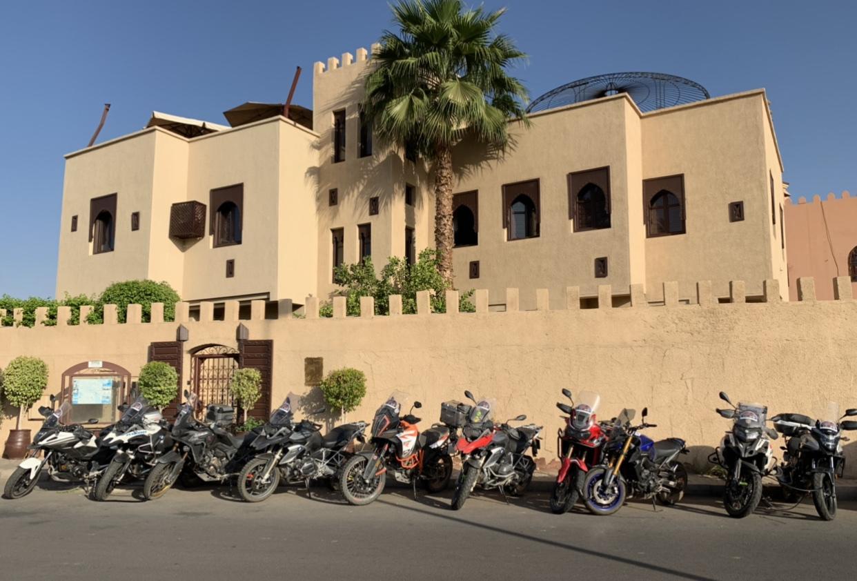 โรงแรม Résidence Al Ounsse