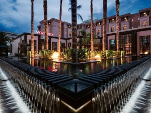โรงแรม Movenpick Hotel Mansour Eddahbi Marrakech