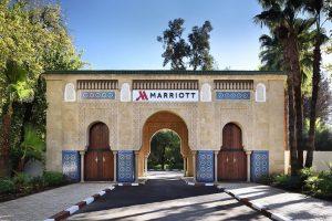 รีวิวโรงแรม Fes Marriott Hotel Jnan Palace