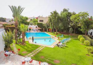 รีวิวโรงแรม Senator Agadir Hotel