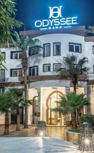 โรงแรม Odyssee Park hotel