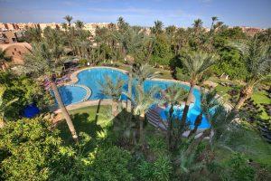 โรงแรม Hôtel Marrakech Le Semiramis