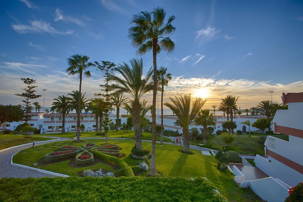 รีวิวโรงแรม Hotel Club Almoggar Garden Beach