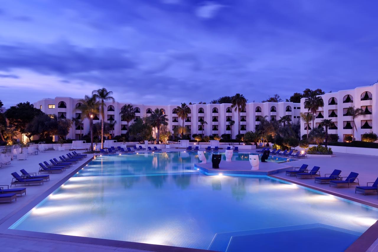 รีวิว Fes Marriott Hotel Jnan Palace