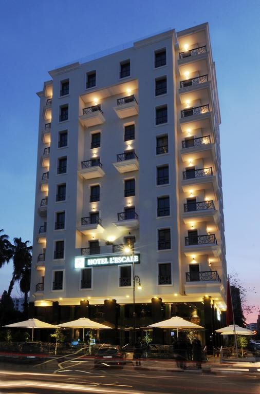 โรงแรม Hôtel l'escale